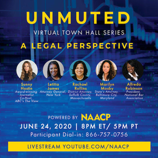 NAACP Virtual Town Hall